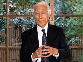 西川盛雄氏(2009年11月14日)