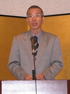 植田義浩氏(2009年12月19日)