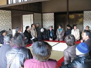 古今伝授の間2(2011年2月12日)